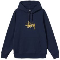 21SS ステューシー フーディ STUSSY BASIC EMBROIDERED HOODIE