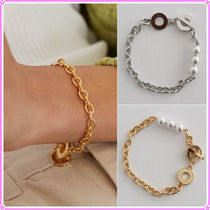 【MIDNIGHT MOMENT.】rope pearl bracelet~ブレスレット★2021SS