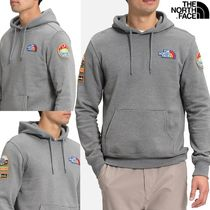 【THE NORTH FACE】Mens NOVELTY PATCH HOODIE パッチ付パーカー