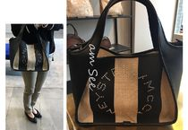 【Stella McCartney】Cross Body 2WAY ロゴ バッグ