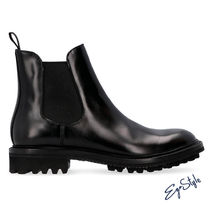 GENIE LW LEATHER CHELSEA BOOTS