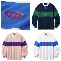 FTC PANEL RUGBY SHIRT ラグビーシャツ