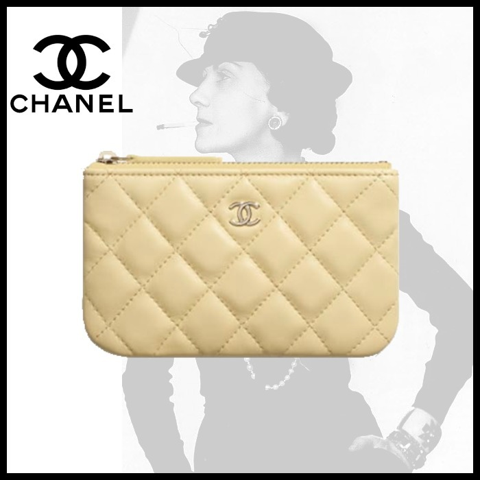 CHANEL クラシック ミニ ポーチ A82365 Y04059 NA105 (CHANEL/ポーチ) A82365 Y04059 NA105