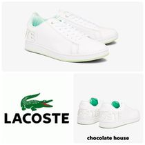 【LACOSTE】CARNABY EVO 0721 5  ホワイト×ライム  国内発送