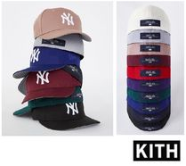 KITH NYC(キスニューヨークシティ) キャップ 入手困難アイテム !!KITH x NEW YORK YANKEES 59FIFTY FITTED
