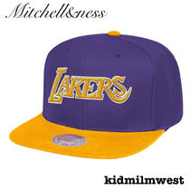 Snapback HWC Los Angeles Lakers☆ワンポイントになるColor★