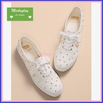 【kate spade×keds】輝くスタッズ★ champion bridal lace ★
