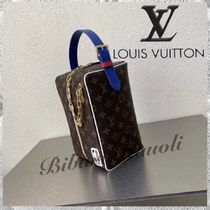 《21SS☆》Louis Vuitton LVXNBA クロークルーム ドロップキット