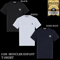 MONCLER(モンクレール) キッズ用トップス 大人もOK 12-14歳【MONCLER 21SS】累積売上額1位_T-SHIRT