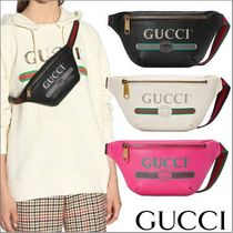 GUCCI 30%OFF ウエスト ポーチ バッグ BAG ピンク グッチ