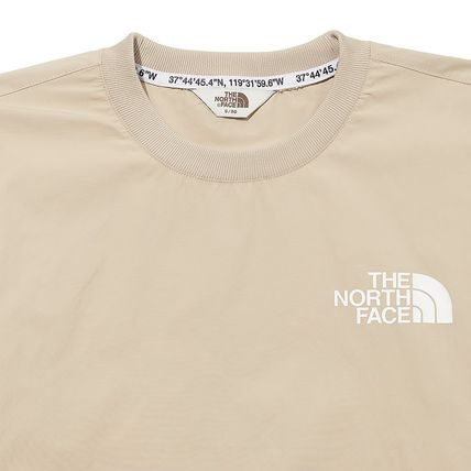 THE NORTH FACE Tシャツ・カットソー ★THE NORTH FACE★送料込★韓国★人気 ALBANY CREWNECK NM5MM04(9)