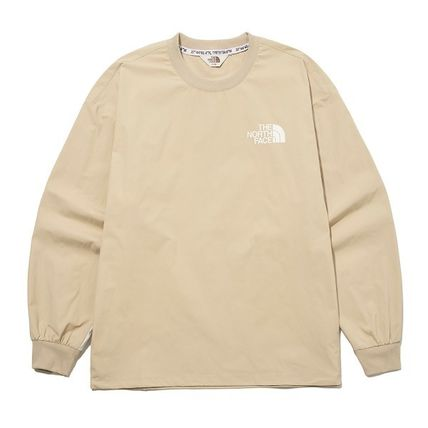 THE NORTH FACE Tシャツ・カットソー ★THE NORTH FACE★送料込★韓国★人気 ALBANY CREWNECK NM5MM04(13)