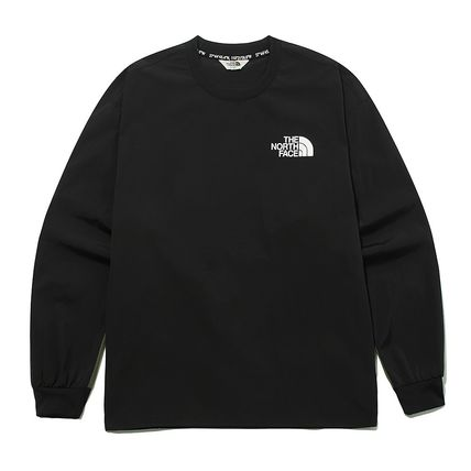 THE NORTH FACE Tシャツ・カットソー ★THE NORTH FACE★送料込★韓国★人気 ALBANY CREWNECK NM5MM04(15)