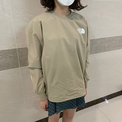 THE NORTH FACE Tシャツ・カットソー ★THE NORTH FACE★送料込★韓国★人気 ALBANY CREWNECK NM5MM04(5)