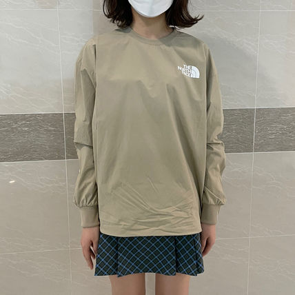 THE NORTH FACE Tシャツ・カットソー ★THE NORTH FACE★送料込★韓国★人気 ALBANY CREWNECK NM5MM04(8)