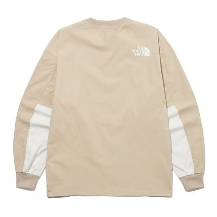 THE NORTH FACE Tシャツ・カットソー ★THE NORTH FACE★送料込★韓国★人気 ALBANY CREWNECK NM5MM04(14)