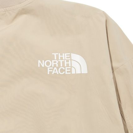THE NORTH FACE Tシャツ・カットソー ★THE NORTH FACE★送料込★韓国★人気 ALBANY CREWNECK NM5MM04(10)