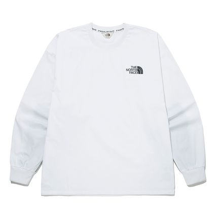 THE NORTH FACE Tシャツ・カットソー ★THE NORTH FACE★送料込★韓国★人気 ALBANY CREWNECK NM5MM04(17)