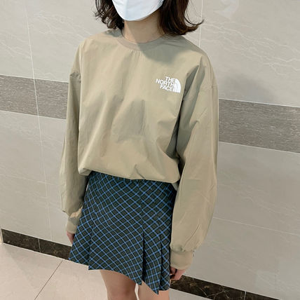 THE NORTH FACE Tシャツ・カットソー ★THE NORTH FACE★送料込★韓国★人気 ALBANY CREWNECK NM5MM04(3)