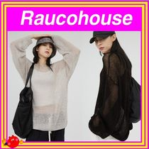 [RAUCOHOUSE] Netboat neck knitwear ◆4色 ◆兼用◆追跡付