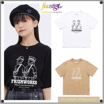 TARGETTO SEOULの[FRIZMWORKS X TGT]COUPLE GRAPHIC TEE SHIRT