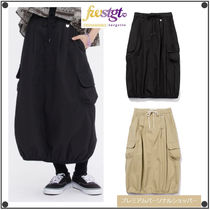TARGETTO SEOULの[FRIZMWORKS X TGT]BALLOON POCKET SKIRT 全2色