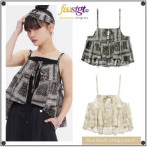 TARGETTO SEOULの[FRIZMWORKS X TGT]PAISLEY BUSTIER 全2色