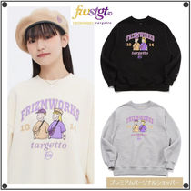 TARGETTO SEOULの[FRIZMWORKS X TGT]COUPLE GRAPHIC SWEAT SHIRT