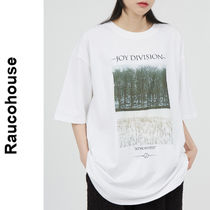 Raucohouse(ラウコハウス)★ Joy Division Forest Printing T