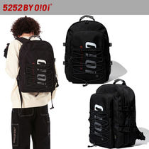 ★2021SS新作★5252 by oioi★AUTHENTIC BACKPACK_ブラック