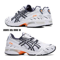 asics(アシックス) スニーカー ASICS★GEL-1090 W★WHITE/MIDNIGHT BLUE