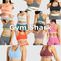 GymShark* FIT SEAMLESS ロゴ シームレス スポーツブラ