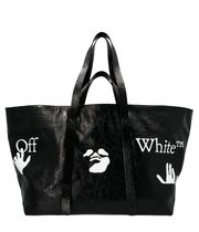 Off-White★Commercial 66トートバッグOWNA094S21LEA00110011001