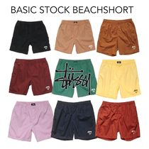 大人気 STUSSY Basic Stock Beachshorts ビーチ ショーツ