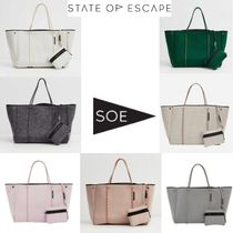 State of Escape(ステイトオブエスケープ) トートバッグ 人気カラー☆ ステイトオブエスケープ☆Escape tote