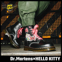 【Dr.Martens×HELLO KITTY】コラボ 1460 LEATHER BOOTS