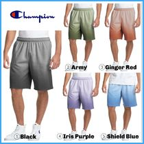 "新作 ★CHAMPION★ Powerblend Fleece Ombre Shorts, 10"" Inseam"