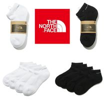 ★THE NORTH FACE_LOW BUNDLE SOCKS★