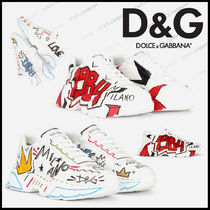 Dolce & Gabbana☆Hand-painted daymaster sneakers☆送料込