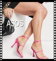 【ASOS】Negotiate barely there studded★ハイヒール★