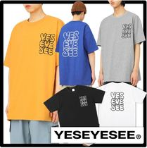 YESEYESEE(イェスアイシー) Tシャツ・カットソー ☆送料・関税込☆YESEYESEE★Y.E.S C-logo tee★Tシャツ★