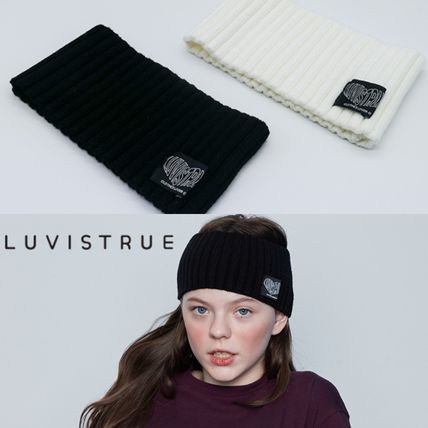 【LUV IS TRUE】IN KNIT HAIR BAND