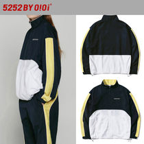 ★2021SS新作★5252 by oioi★WARM UP TRACK JACKET_ネービー