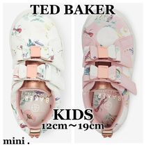 TED BAKER(テッドベーカー) キッズスニーカー 【TED BAKER】キッズ スニーカー リボン/お花柄
