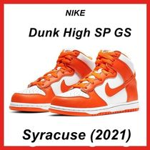 Nike Dunk High SP Syracuse GS 2021 ss 21