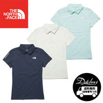 THE NORTH FACE W'S COMFORT RELEASE S/S POLO MU2173 追跡付