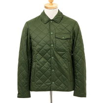 BARBOUR メンズ キルティング  BARBOUR TEMBER QUILT