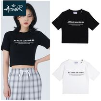 ACOVER(オコボ) Tシャツ・カットソー 人気新作★ACOVER★ATTAIN WIDE RIP TSHIRT 2色