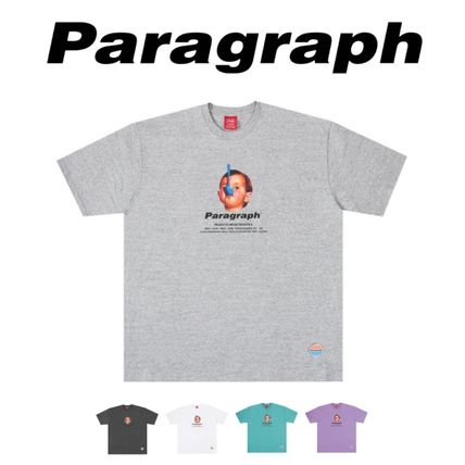 【PARAGRAPH】21ss★ BABY WITH SPOON LOGO Tシャツ (No.09)