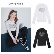 【LUV IS TRUE】IN STITCH POINT TEE 追加料金なし